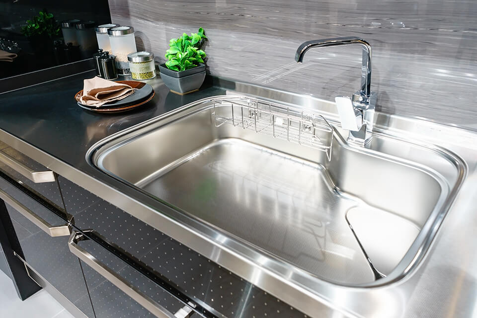 MonCost | Éviers de cuisine | Kitchen Sinks