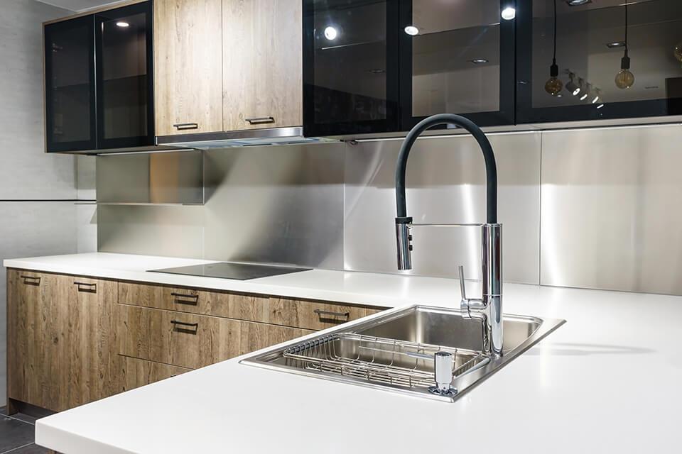 MonCost | Robinets de Cuisine | Kitchen Faucets